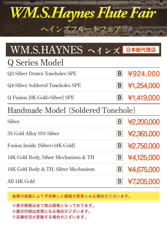 heynesfair-price